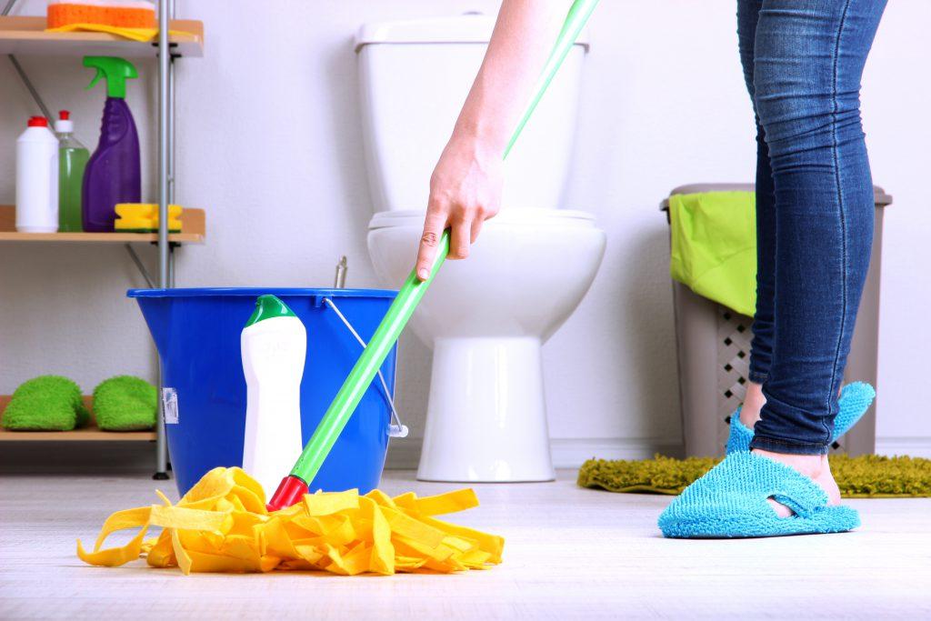 Sprzątanie mieszkania w Warszawie