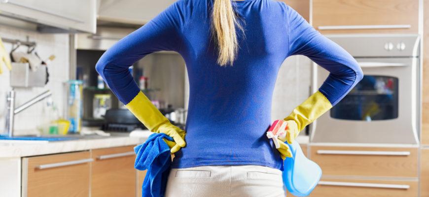 Sprzątanie mieszkania nie zawsze musi być ciężkie