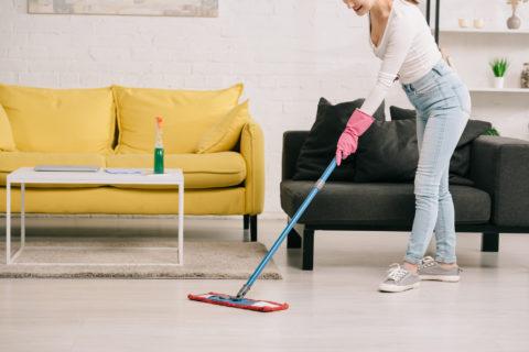3 przedmioty, które przyspieszą proces sprzątania