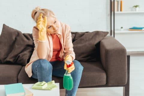 Przygotowania do rodzinnej uroczystości, czyli jak nie stracić trzech dni na sprzątanie